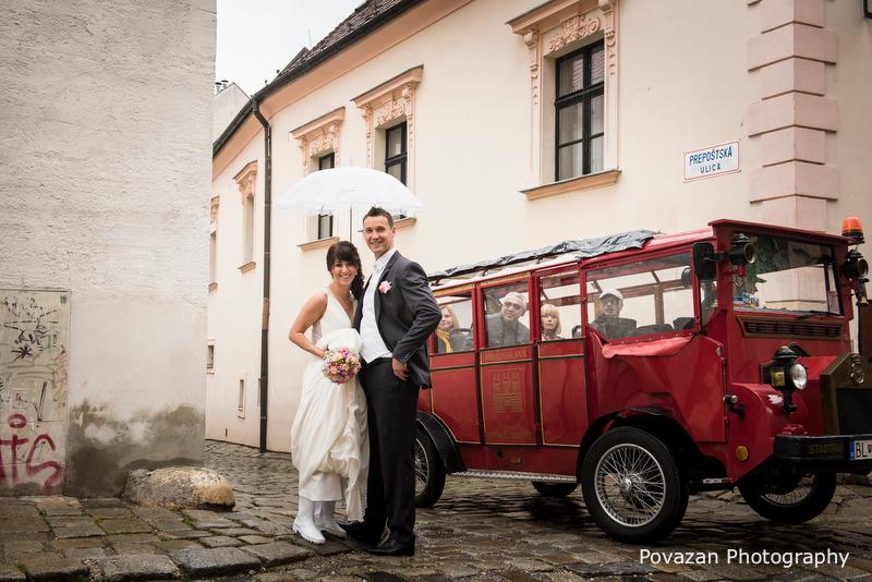 Destination wedding in Europe