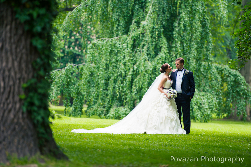 Romantic destination wedding from Bratislava and Vienna