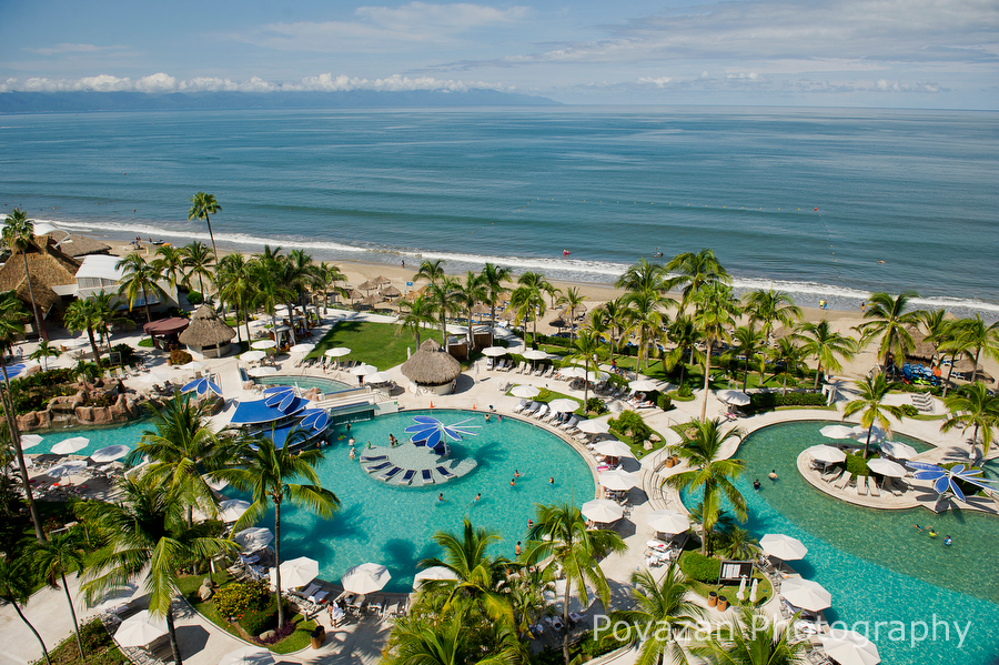 Hard Rock Hotel Puerto Vallarta destination wedding