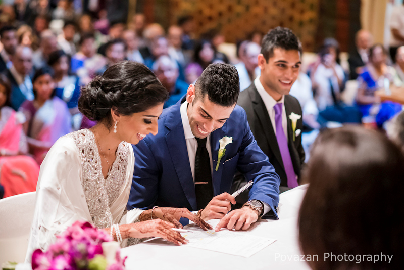 Burnaby Ismaili Centre wedding  photographer