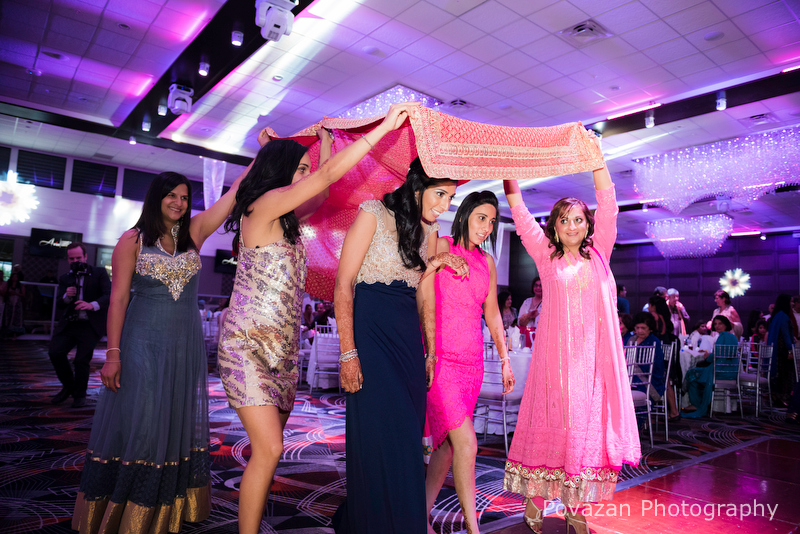 Aria Banquet Hall Indian wedding in Surrey