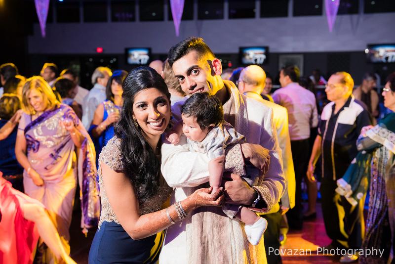Aria Banquet Hall Indian wedding in Surrey Bollywood performance