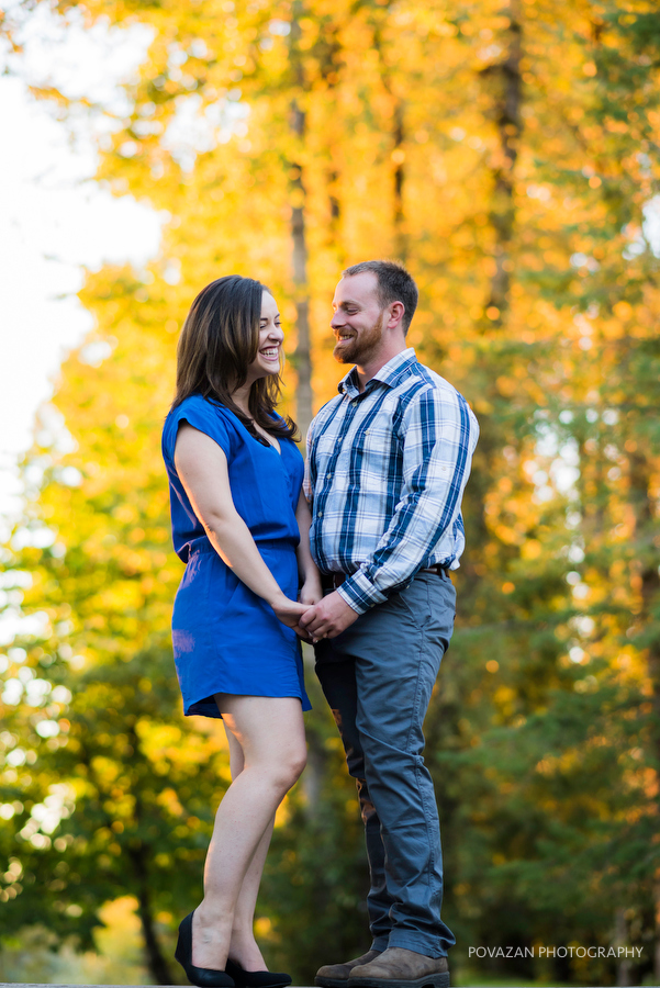 Fort Langley Engagement - Vancouver wedding photographers