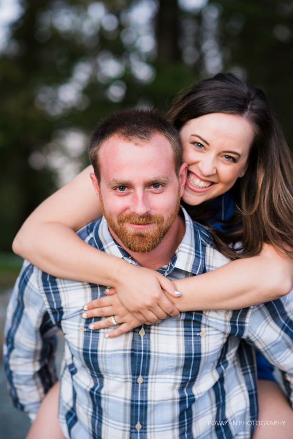 Fort Langley fall pre wedding engagement portraits