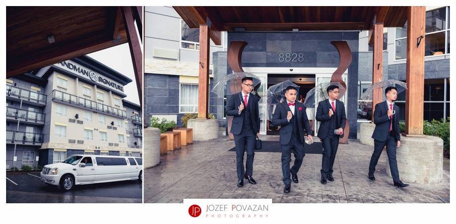 Westwood Plateau country club wedding by Vancouver photographers Povazan Photography