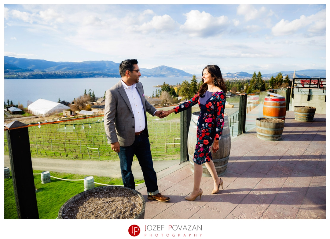 Summer hill winery Kelowna Wedding photography Jozef Povazan